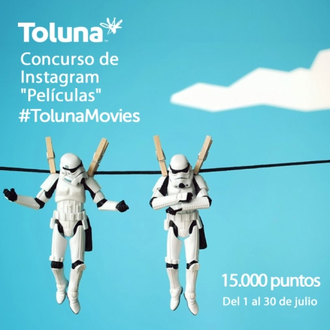 instgram movies contest ES